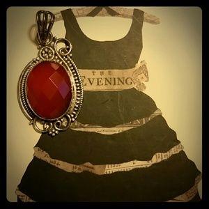Jewelry - Detox with Carnelian pendant *